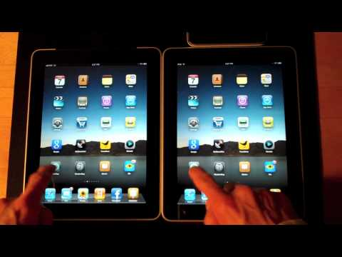 Apple iPad WiFi Tethering via iPhone: 3G Speed Testing