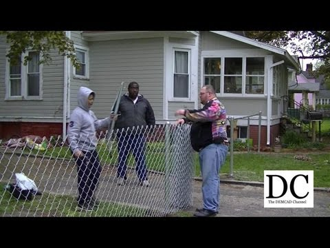 Home Improvement: Installing A Chainlink Fence & Privacy Fence