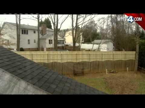 15-Foot Fence Infuriates Neighbors