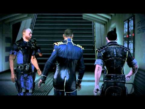 Let's play Mass Effect 3 - Part 1 [PC HD]