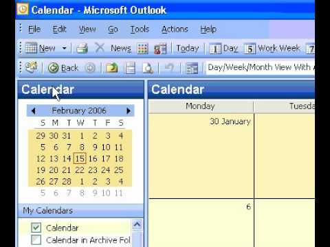 Microsoft Office Outlook 2003 Some of my links have disappeared in the Navigation Pane