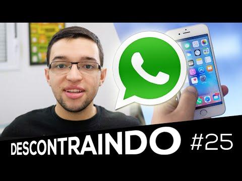 Descontraindo #25 - iFacada, iOS 9.2, novos emojis, boato sobre Whatsapp e mais!