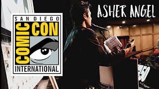 Asher Angel - San Diego Comic Con (SDCC) 2019