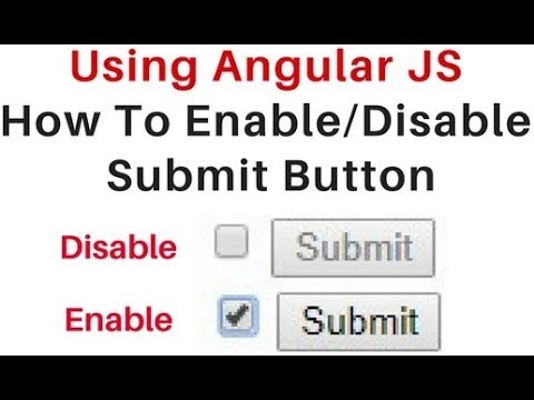 AngularJS enable submit button with checkbox controller page load