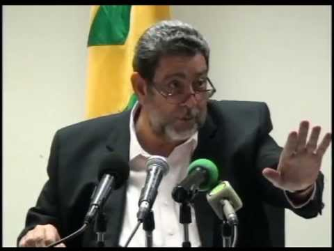 LIAT Unfair Competition From CAL: Dr. Ralph Gonsalves