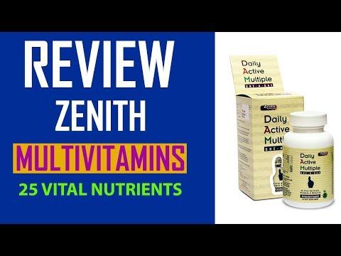 Zenith Multivitamins Review | Best Multivitamin For Men, Women, Vegans And Beginners - Hindi Videos