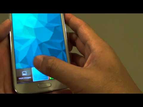 Samsung Galaxy S5: How to Change Home Screen Wall Paper