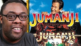 Watched JUMANJI 1995 for the FIRST TIME - REVIEW (Black Nerd)