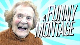FUNNY MONTAGE.. #2