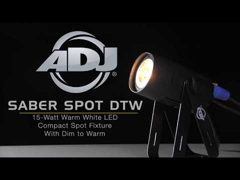 ADJ Saber Spot DTW