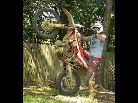 HOW TO: Pivot Turn a Dirt Bike