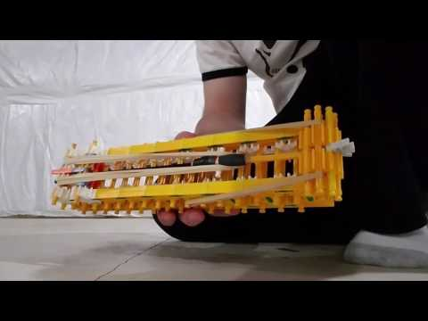 Extremely POWERFUL K'nex gun concept!