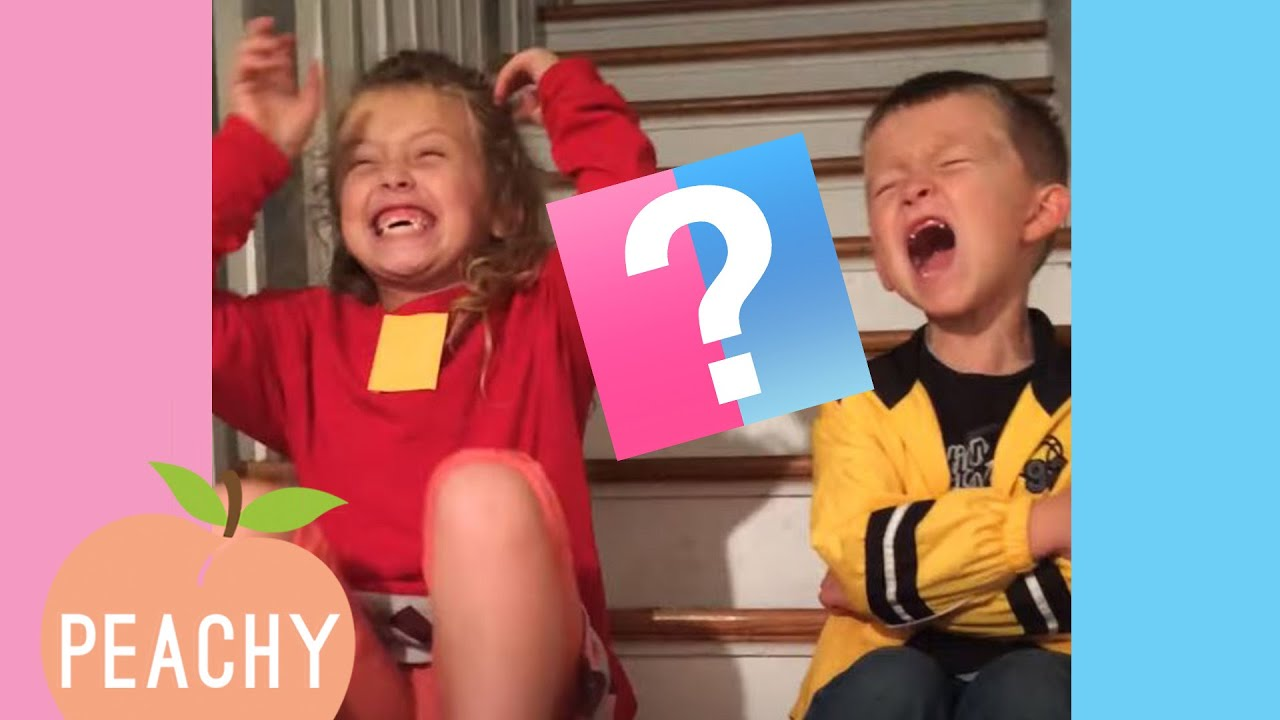 It's a ...Girl?! | Best Gender Reveal Reactions Compilation