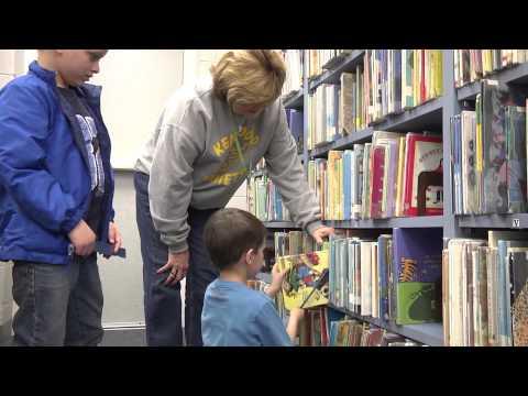 Library: Kenwood Elementary