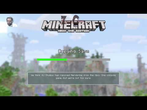 How to Backup your Console Minecraft World