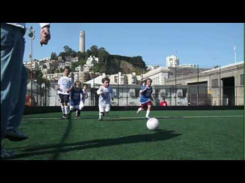 San Francisco Soccer's Mini-Soccer at Telegraph Field