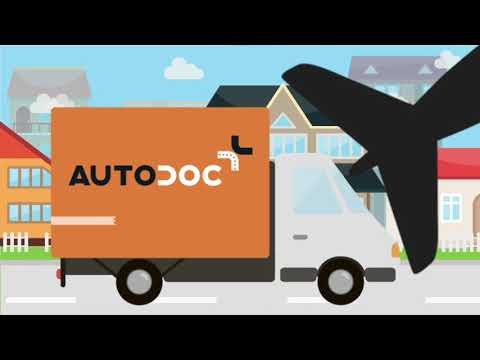 How does online store AUTODOC work?