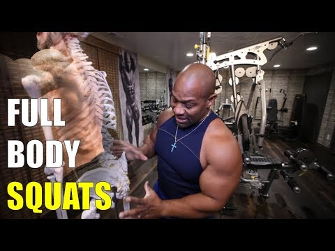 Are SQUATS BEST for FULL BODY GROWTH??