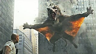 Rampage | official trailer #3 (2018)