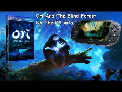 Ori And The Blind Forest On The PlayStation Vita