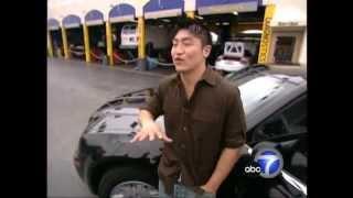 Sti Motorssports on Eye on LA With Brian Tee