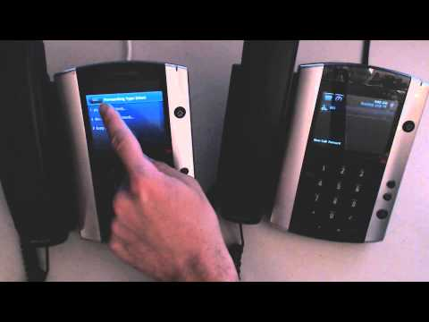 Polycom VVX500 - How to Forward Calls - The