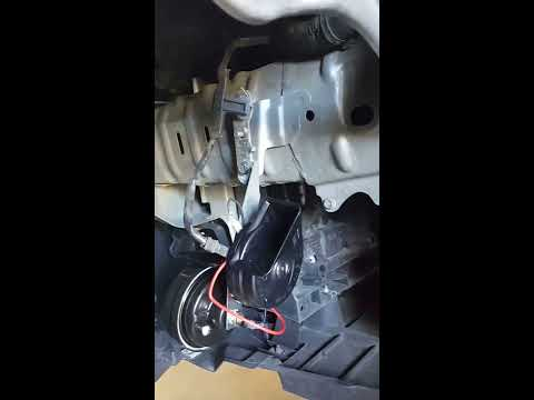 Horn repair 2011 mazda 3 / Horn upgrade mazda 3