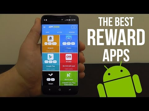 Best Reward Apps for Android 2017 - Earn Gift Cards & Cash