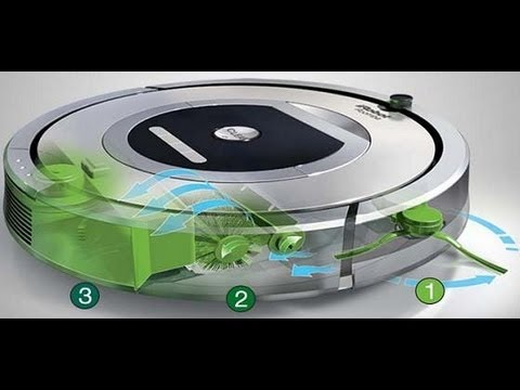 irobot roomba 780 review | best robot vacuum | floor cleaning robot | review video demo