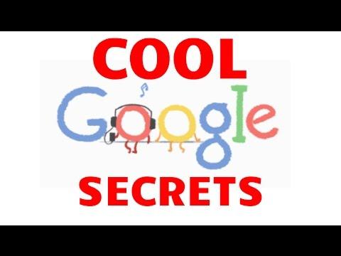 Cool Google Secrets