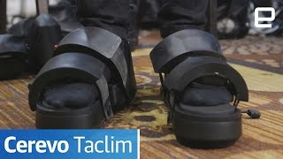 Cervero Taclim VR boots: Hands-on