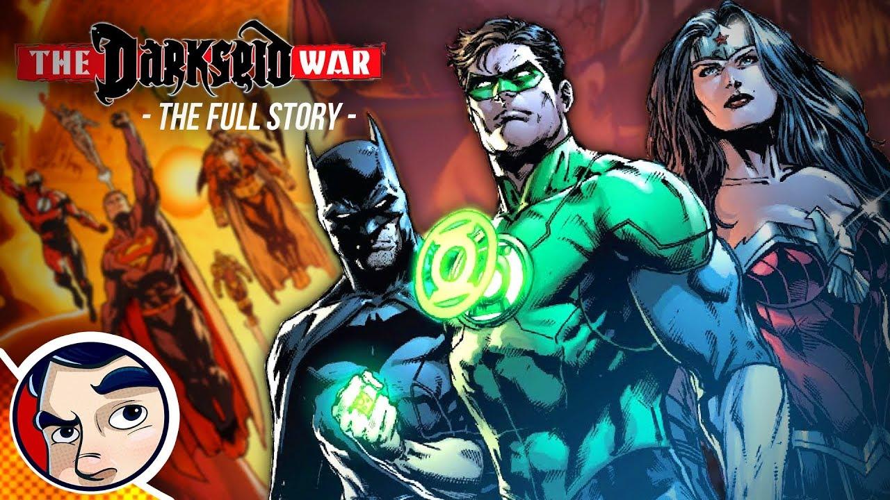 Justice League Darkseid War & Epilogue - Full Story | Comicstorian