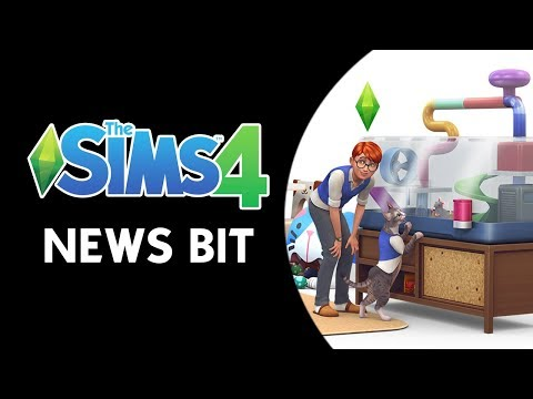 The Sims 4 News Bit: NEW STUFF PACK, SIMS MOBILE, AND SEASONS??? (NEW INFO)