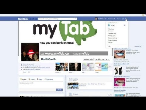 How to Log Out of Facebook on Every Computer : Facebook Tips