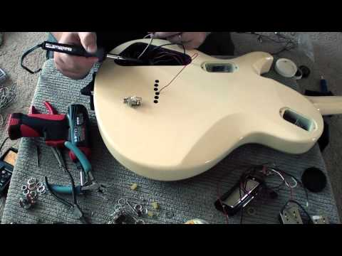 How To Change Passive To Active Pickups