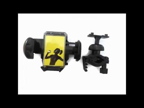 Jual Holder HP Untuk Bersepeda/Bike Holder Universal HD-02 - accphonesampit