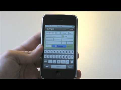 Accept Credit Cards on your iPhone