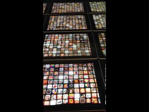 iPad iOS App River video Part 3