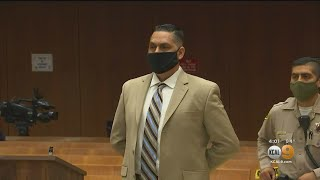 LAPD Officer Caught On Camera Beating Boyle Heights Man Pleads Not Guilty