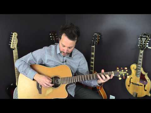 Pick Control Exercise - String Picking Guitar Lesson