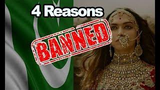 Padmavati banned in pakistan by censor board