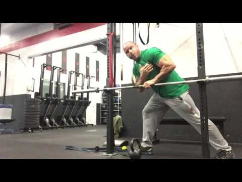 Shoulder Hurts When You Sleep or Lift? Do this! | Trevor Bachmeyer | SmashweRx