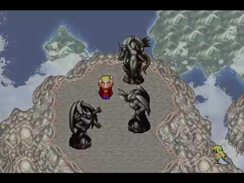 Final Fantasy VI - Ultima Weapon and the apocalypse