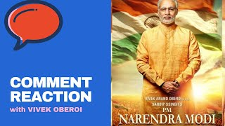 Vivek Oberoi reacts on PM Narendra Modi Trailer comments | Mirchi Prerna | Filmy Mirchi
