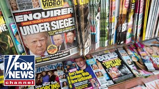 Download Gasparino: David Pecker was pressured into selling National Enquirer Video