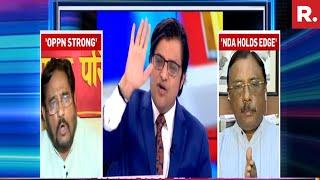 Massive political debate as #NitishJoinsModi
