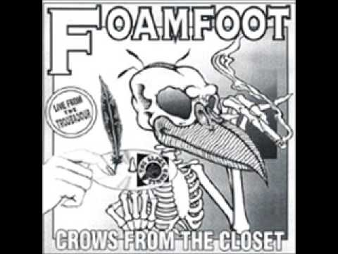 Foamfoot - Bottle Of Red Wine