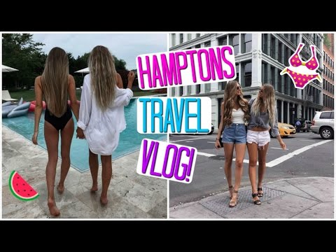 The Hamptons with REVOLVE // Travel Diary