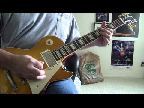 STILL OF THE NIGHT - cover Gibson Custom Shop 1958 Reissue Aldrich Suhr Kemper