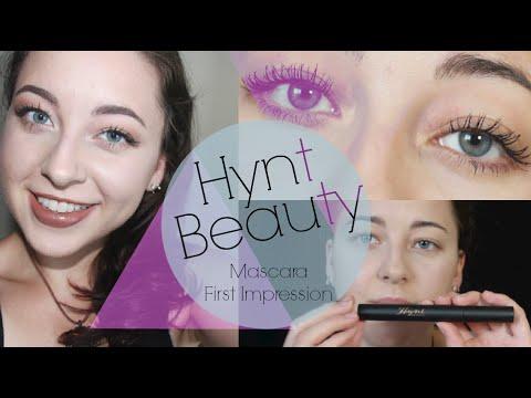 Hynt Beauty Mascara First Impression